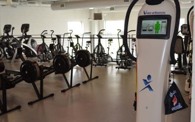 Health Clubs & Fitness Centers